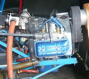 AMAX EA81 engine
