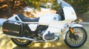 BMW R100 flying gyrocopter