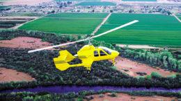 Hawk 4 Gyroplane