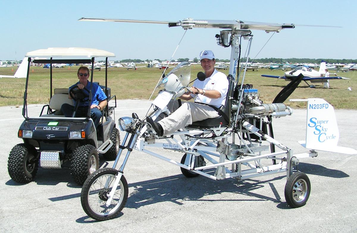 Home built autogyro plans