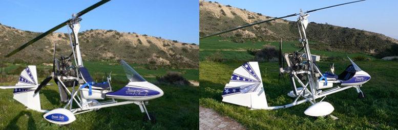 Aviomania Genesis Gyrocopter