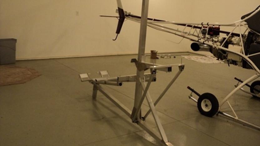 Building The Aviomania Genesis Gyrocopter Airframe