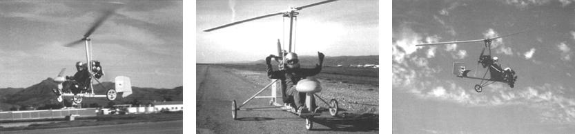 Bumble Bee Gyroplane Kit