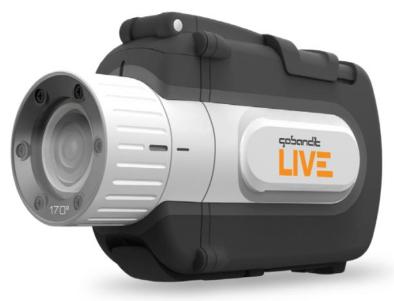 Go Bandit Live Gyrocopter Camera