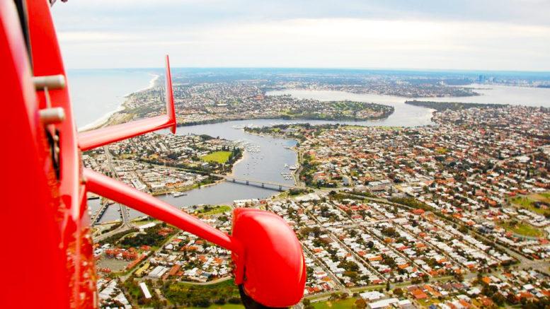 Gyrocopter Camera View