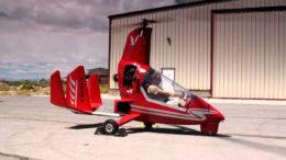 WindRyder Gyrocopter
