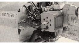 Arrow two stroke engines