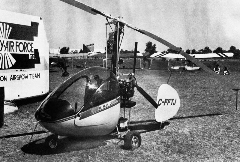 RAF 2000 hirth gyro