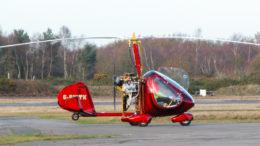Range of gyrocopters