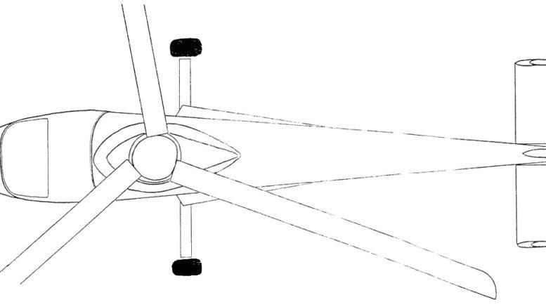 WindRyder Cyclone V-300 Gyrocopter
