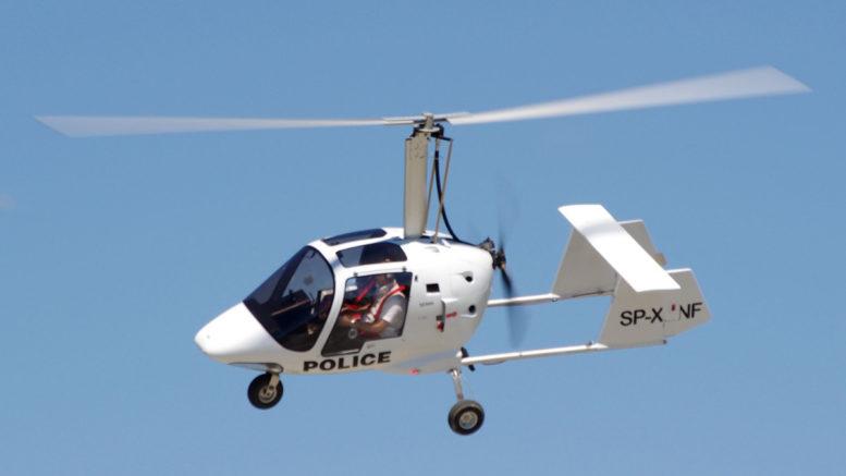 gyrocopter xenon 2
