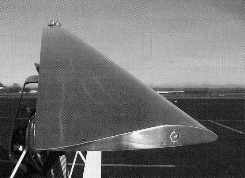 smooth no rivet gyro blades - gyroplane rotorblades