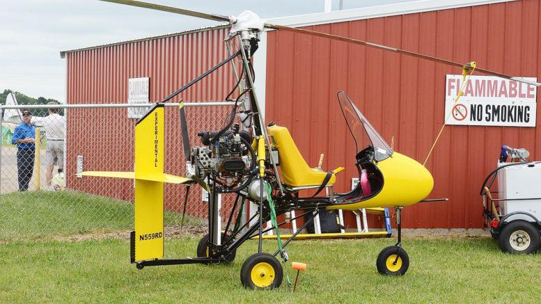 Rotor Flight Dynamics Dominator