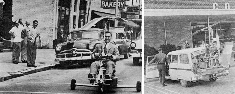 historic gyrocopter photos