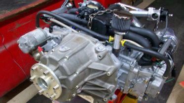 subaru ej22 engine gyro conversion