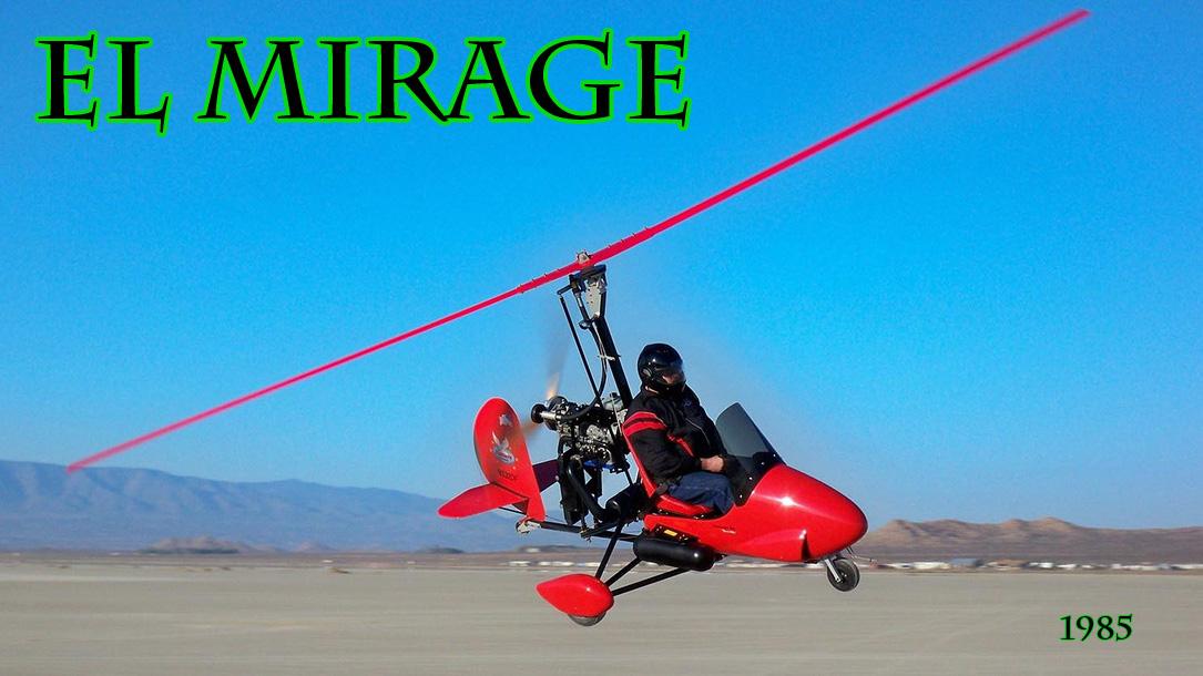 PRA El Mirage Fly-In 1985