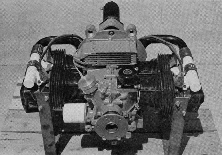HAPI aircraft engine
