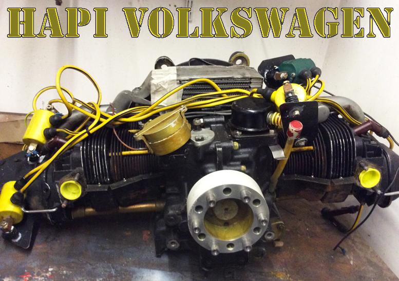 HAPI volkswagen conversion