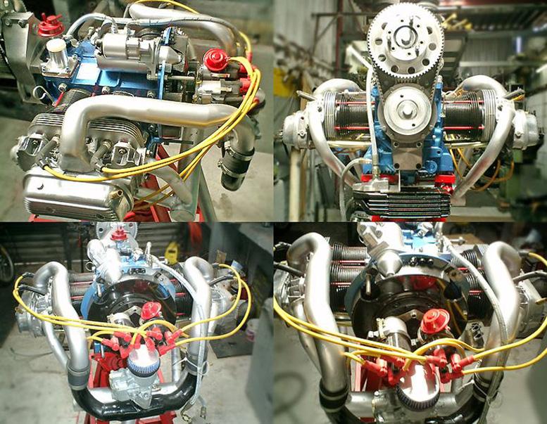 aero vw engine redrive