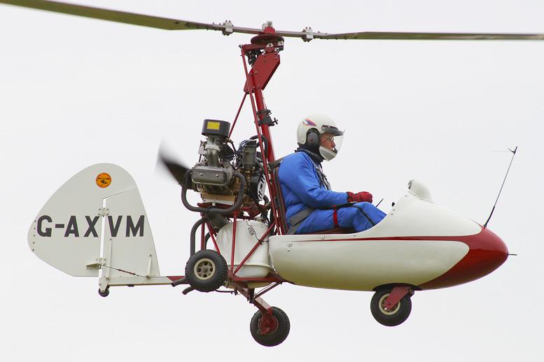best volkswagen gyrocopter