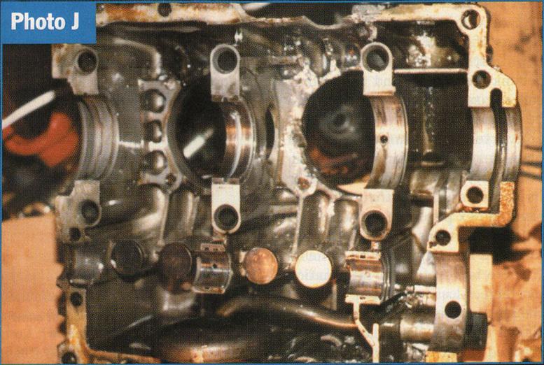 volkswagen engine case