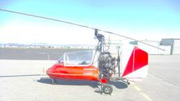 Barnett J4B2 gyroplane gyrocopter review