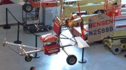 Bensen B 8M Gyrocopter N2588B