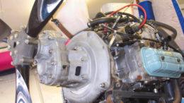 Converting The Subaru EA81 Engine For Aircraft