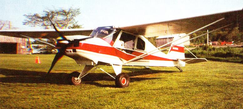 EA81 Karatoo Subaru aircraft engine