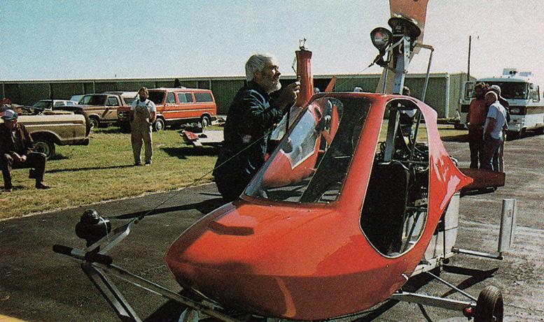Helicopter Ed GyroChopper II