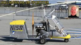 Hollmann HA 2M Sportster