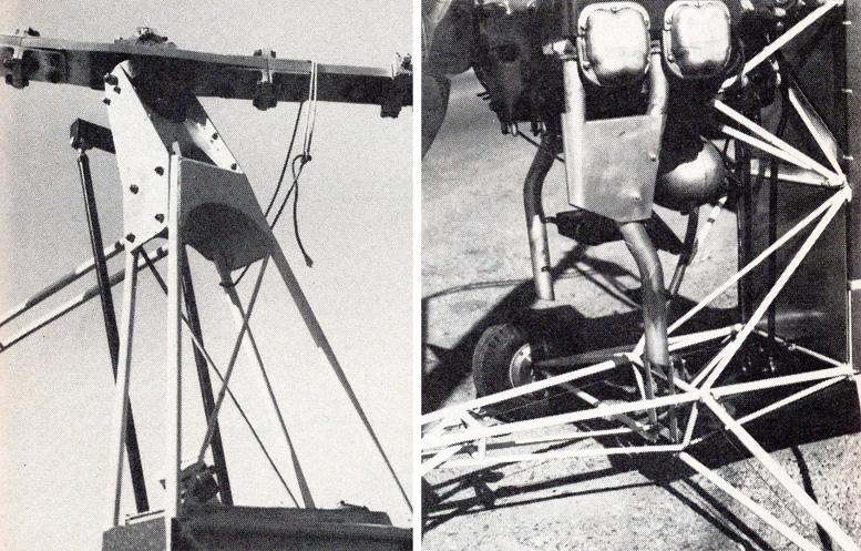 JB Gyroplane design