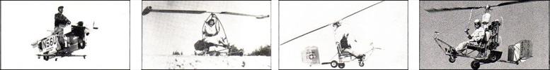 benson gyrocopter models