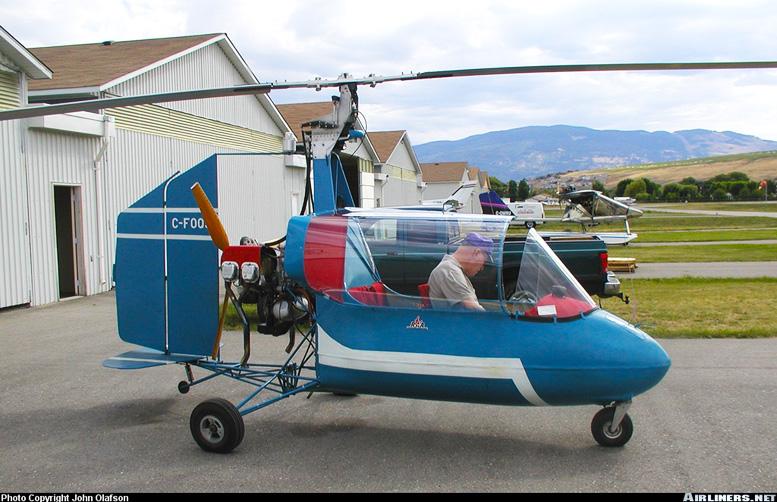 john olafson photographer gyrocopter