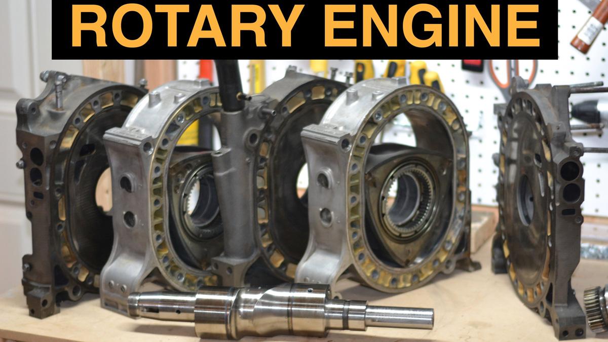 Curtiss-wright And Nasa Rotary Engine Club