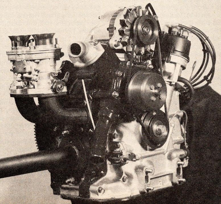 single rotor aircraft rotary engine
