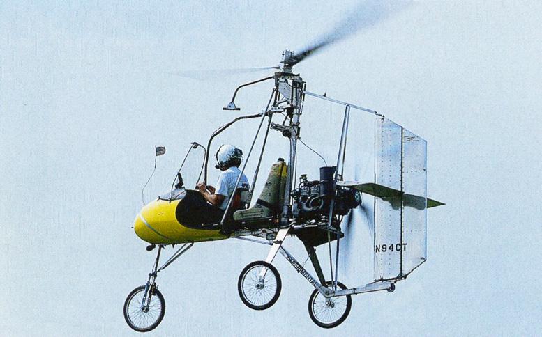 sport pilots gyrocopter builders