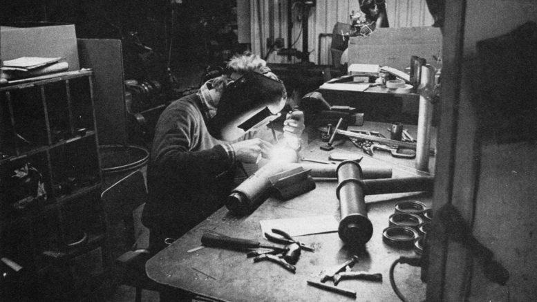 welding aluminum techniques repairs