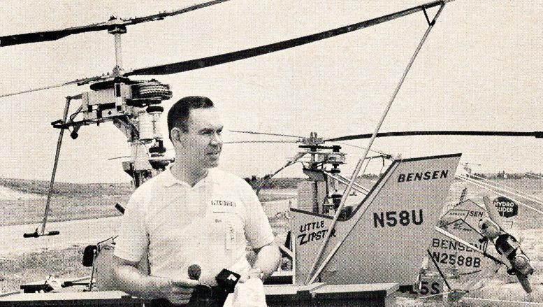 Bensen Aircraft Corporation Igor Bensen