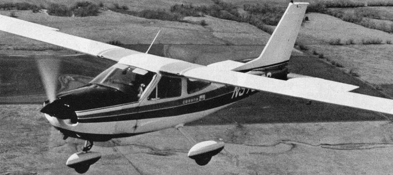 Cessna Cardinal wankel powered
