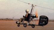 N40KB Ken Brock Gyrocopter