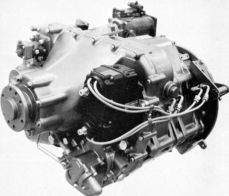 RC-2-75-Y1 liquid cooled rotary engine