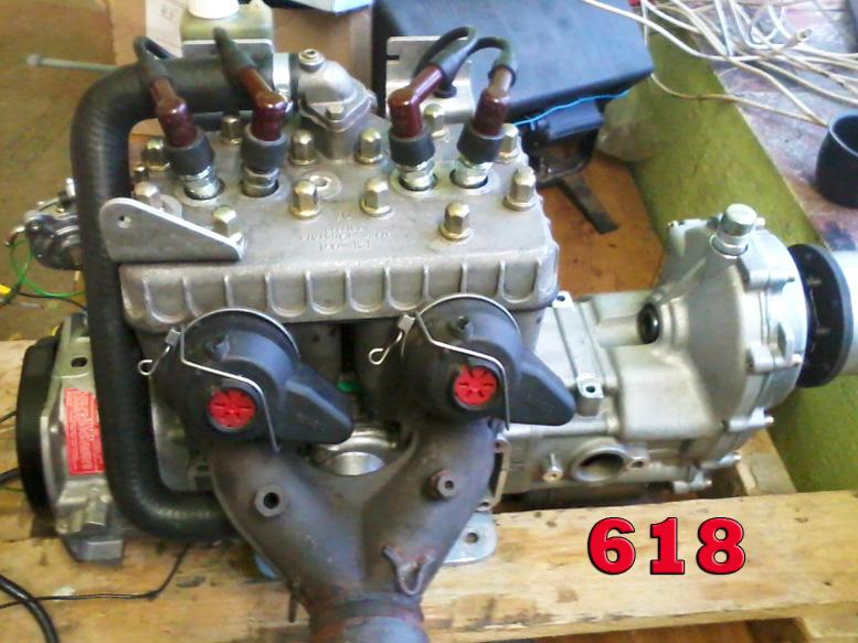 618 engine