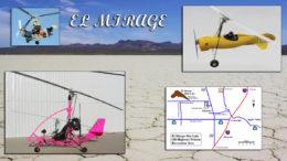 el mirage by gyrocopter