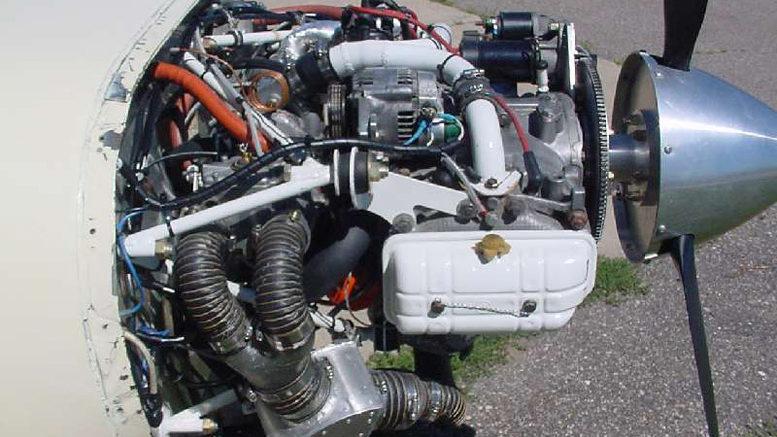 Reg Clarke EA81 turbo engine