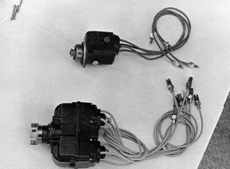 aircraft engine magneto