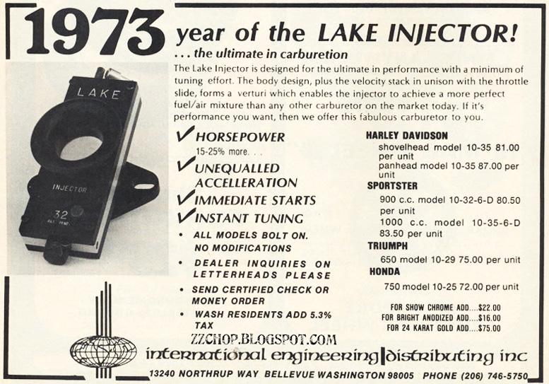 lake injector ad