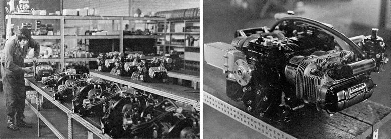 limbach engine factory