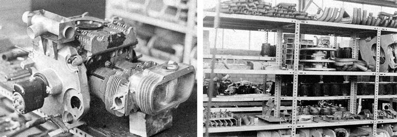 limbach engine parts
