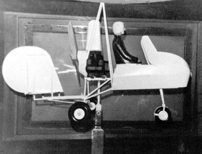 scale model autogyro